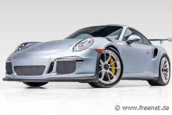 """Porsche 911 GT3 RS (991.1) von Jerry Seinfeld: Fast 300.000 Euro für das """"Comedy Car"""" - freenet.de"""