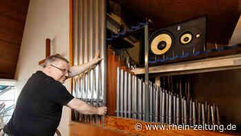 Instrument umgerüstet: Orgel in Hof erklingt mit Bits und Bytes - Bad Marienberg - Rhein-Zeitung