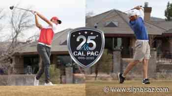 Prescott Eagles Men's Golf Cal Pac Championship - Signals AZ