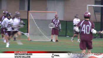 St. College Boys Lacrosse - WATM