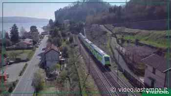 Nuove corse per i pendolari sulla Milano-Arona-Domodossola con i treni Caravaggio - Video - La Stampa