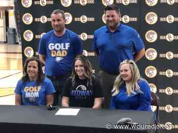 Russell commits to play golf for Midway University - WCLU