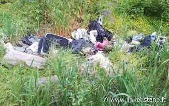 Nelle campagne di Santa Giusta pulizia a metà e nuova discarica - LinkOristano.it - Linkoristano.it