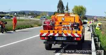 Meyreuil : ramassage des déchets sauvages et verbalisations - La Provence