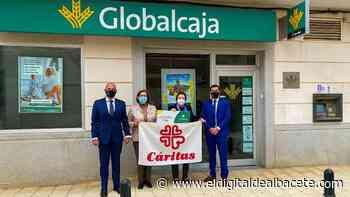 Nueva donación solidaria de Globalcaja a Cáritas en Castilla-La Mancha - El Digital de Albacete