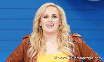 Rebel Wilson breaks social media silence with glam selfie after receiving special surprise - HELLO!