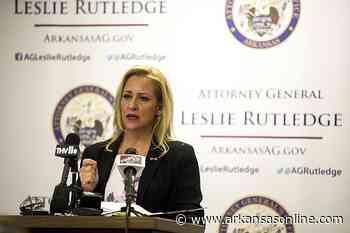 House panel denies Rutledge's effort to oblige social media - Arkansas Online