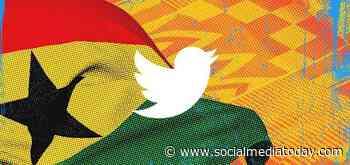 Twitter Announces New Office in Ghana to Expand Global Footprint - Social Media Today