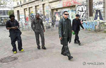 Bottega Veneta's Berlin Show, Party Receive Backlash on Social Media – WWD - WWD