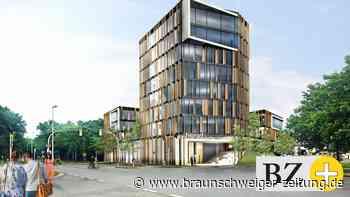 Wolfsburgs Dieselstraße wird zur feinen Adresse