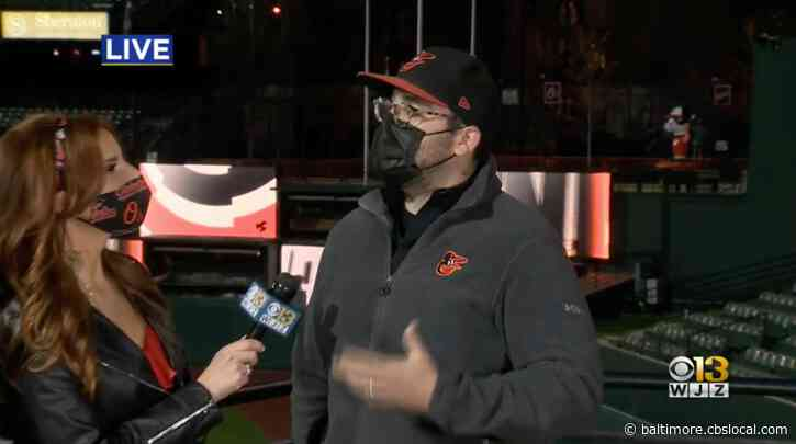 Who Is Replacing Ryan Wagner As Orioles' Public Address Announcer?