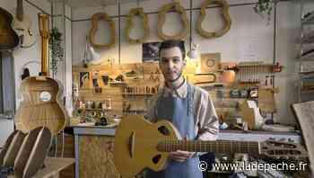 Portet-sur-Garonne : les guitares innovantes de John Melis, lauréat d'une bourse régionale - LaDepeche.fr