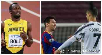 Lionel Messi vs Cristiano Ronaldo: Usain Bolt Makes His Pick Between Two Football Stalwarts - Yahoo India News