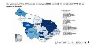 Positivi e tamponi nella provincia di Brindisi, il report aggiornato all'11 aprile - Qui Mesagne