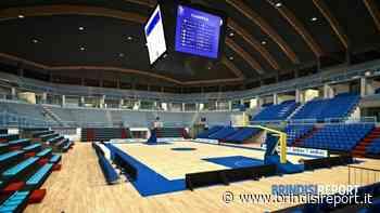 Palaeventi: Comune di Brindisi - New Arena all'atto finale - BrindisiReport