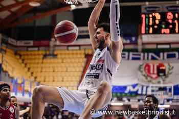 NewsPrima SquadraBrindisi-Milano in differita su Antenna Sud 13 e 85 - New Basket Brindisi