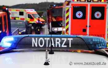 Donzdorf: Motorrad prallt gegen Pedelec – zwei Schwerstverletzte - BSAktuell