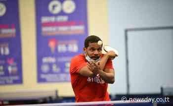 Trinidad and Tobago's Pierre grabs bronze in NJ table-tennis - TT Newsday