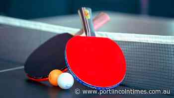 Port Lincoln preseason table tennis continues with round two - Port Lincoln Times