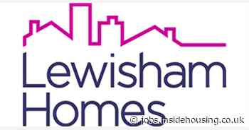 Housing Officer job with Lewisham Homes | 4645125 - Inside Housing
