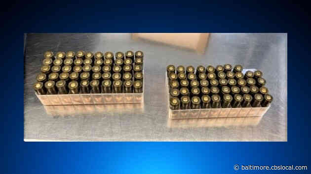 TSA: Traveler Stopped For Carrying 98 Bullets Onto Airplane At BWI