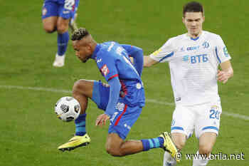Ejuke on target as CSKA Moscow thump Rotor Volgograd at home - Latest Sports News In Nigeria - Brila