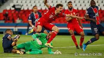 CL-Wahnsinn bei PSG: FC Bayern taumelt heftig, siegt glücklich, scheitert dramatisch