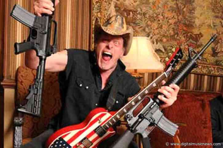 Ted Nugent Questions Why There Weren't Any Lockdowns for COVIDs 1-18