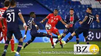 Champions League: Wildes Spiel in Paris: Bayern siegt, aber scheidet aus