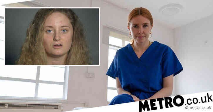 Stacey Dooley in awe of 'remarkable' OCD patient giving herself exposure therapy to treat extreme fear of worms
