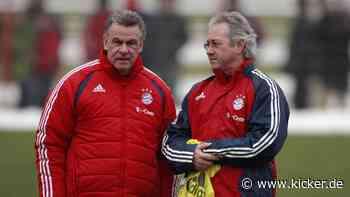 """Der FC Bayern trauert um """"Atze"""" Gebhardt - kicker"""