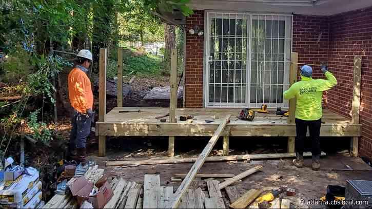 Rebuilding Together Atlanta Awarded National Grant For Westside Revitalization Projects