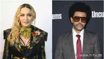 16-Millionen-Euro-Schnäppchen: Madonna kauft Villa von The Weeknd