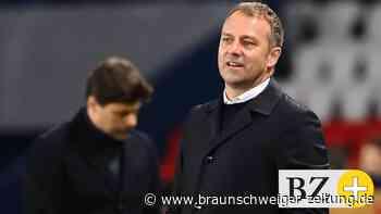 FC Bayern: Nach Bayerns CL-Aus: Hansi Flick bestätigt Abschiedsgedanken