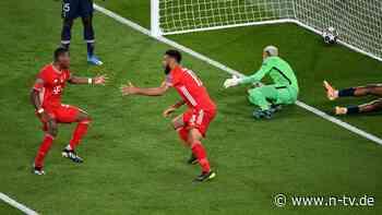 Das Aus bei PSG im Schnellcheck: Surreales CL-Drama für den FC Bayern
