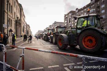Foto 30 jan Nieuwsfoto's: Protesten in Duitsland en India - Boerderij