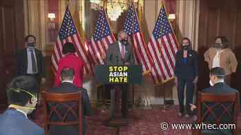 Democrats pushing COVID-19 Hate Crimes Act in Congress