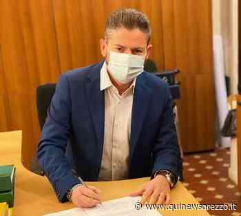 """Il sindaco: """"Sono guarito dal Covid"""" - Qui News Arezzo"""