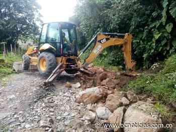 Lluvias afectan las vías de Anserma, Marmato y Riosucio - BC Noticias