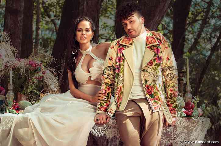 Natti Natasha & Prince Royce's 'Antes Que Salga El Sol' Hits No. 1 on Latin Airplay Chart