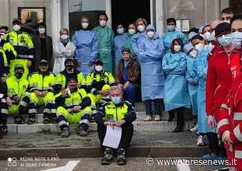 A Gavirate vaccinati in un giorno novantanove pazienti allettati - varesenews.it