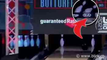 Bowling: 18-Jähriger Amerikaner schafft sensationellen 7-10-Split - BLICK