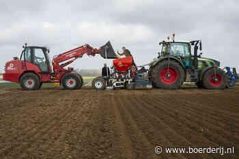 Nieuwsfoto's: Uitjes in de grond, protest op het plein - Boerderij - Boerderij