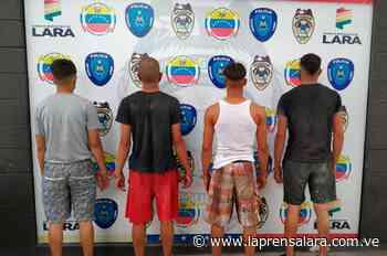 Recapturan a cuatro fugados del retén de El Manzano - La Prensa de Lara
