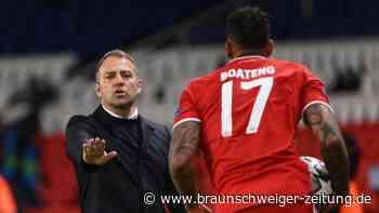 Debatte um Zukunft: Bayern-Coach Flick spricht über Bundestrainer-Job