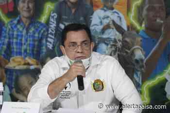 Alcalde de Titiribí, Antioquia, permanece hospitalizado en Medellín por Covid 19 - Alerta Paisa