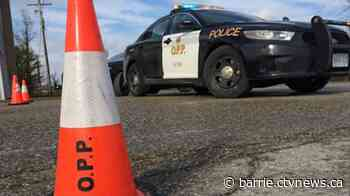 Collingwood crash leaves one person in critical condition