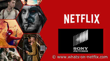 Sony Pictures Movies Coming to Netflix in 2022 & Beyond - What's on Netflix