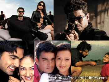 'Billa' to 'Thuppakki': Five Tamil movies that are re-released in theaters in 2021 - Times of India