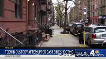 Teen in Custody After Upper East Side Morning Shooting - NBC New York